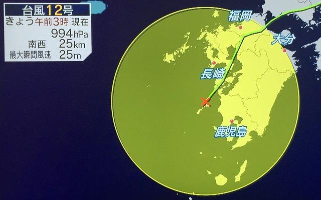 停滞する台風12号は前代未聞のUターン!?迷走の原因は寒冷渦。被災地の二次災害警戒は終わらず。台風がもたらすフェーン現象で酷暑、関東は不安定に。
